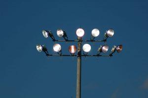 discharge lights