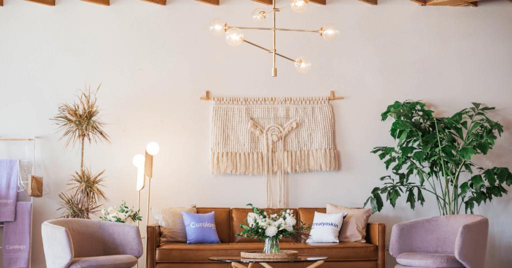 Lighting living room - banner