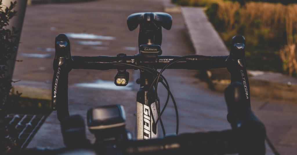 bike lights - banner